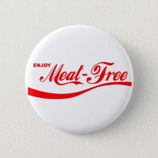 楽しむな肉なし 缶バッジ