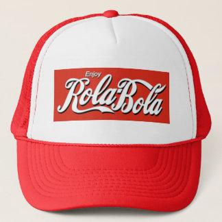 楽しむなRola Bola キャップ