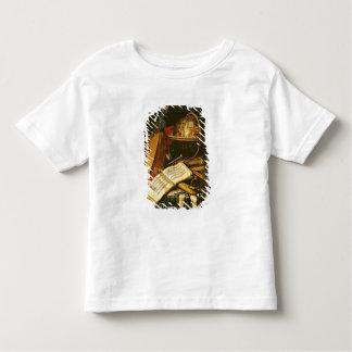 楽器が付いている静物画 トドラーTシャツ