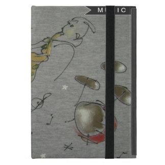 楽器のデザイン iPad MINI ケース