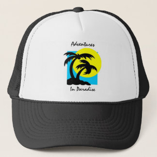 楽園の帽子の冒険 キャップ