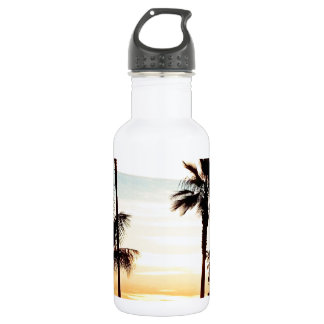 楽園の日没 ウォーターボトル