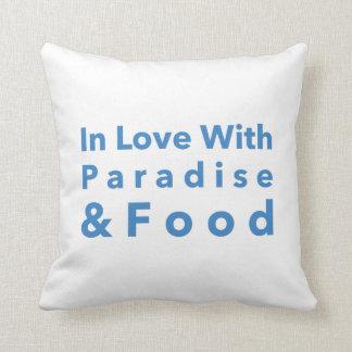 楽園の枕との愛 クッション