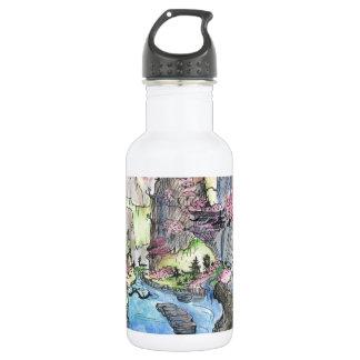 楽園の谷 ウォーターボトル