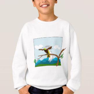 楽園の鳥 スウェットシャツ