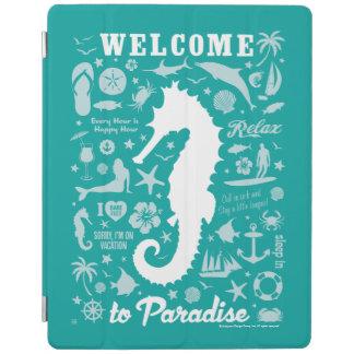 楽園への歓迎 iPadスマートカバー
