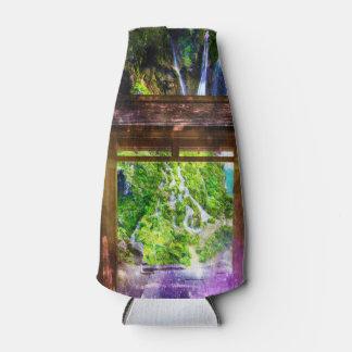 楽園への虹の宇宙の細道 ボトルクーラー