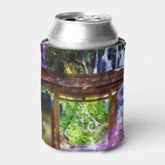 楽園への虹の宇宙の細道 缶クーラー