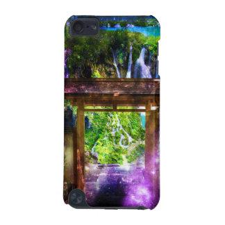 楽園への虹の宇宙の細道 iPod TOUCH 5G ケース