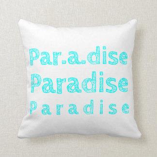 楽園ポリエステル装飾用クッション クッション