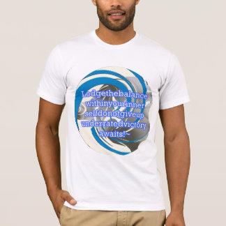 楽天主義のためのEnrgish Tシャツ