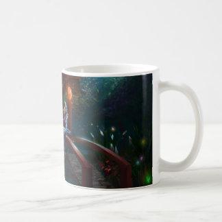 楽師のマグ コーヒーマグカップ