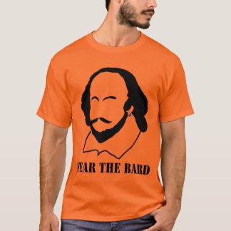 楽師を恐れて下さい Tシャツ