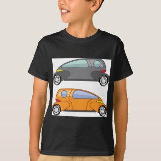 概念移動式 Tシャツ