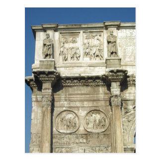 概略Espaか。ol: Detalle del Arco (zonaのsur、izqui ポストカード