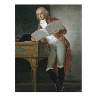 概略Goya y Lucientes、フランシスコdeドンジョゼか。 か。l ポストカード