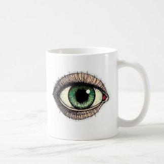 概要の選択 コーヒーマグカップ