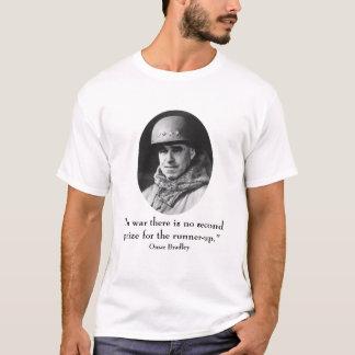 概要ブラッドリーおよび引用文 Tシャツ