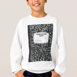 構成の本の教育実習生 スウェットシャツ