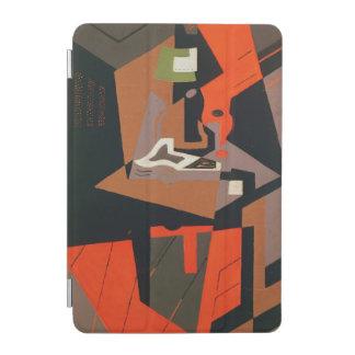 構成(キャンバスの油) iPad MINIカバー
