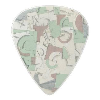 構成、c.1920 アセタール ギターピック