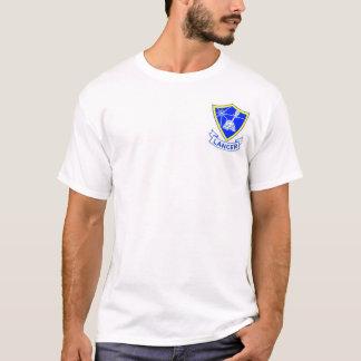 槍騎兵の信号器のTシャツ- 69年 Tシャツ