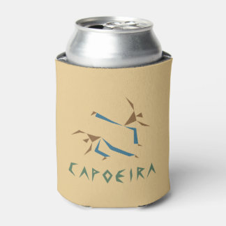 様式化されたCapoeira 缶クーラー