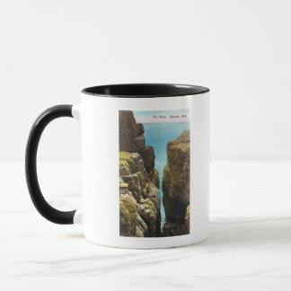 樋の眺め マグカップ