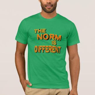 標準は決め付けられるテンプレートのLogoedの違うなカスタムです Tシャツ