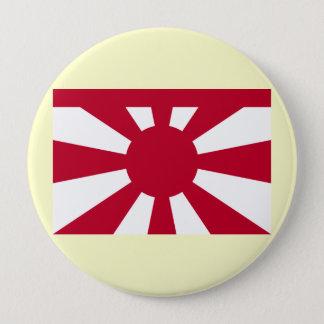 標準的な海軍中将帝国日本のな海軍、Japa 10.2cm 丸型バッジ