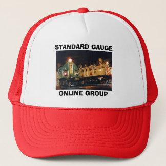 標準軌のディスカッション・グループの野球帽 キャップ