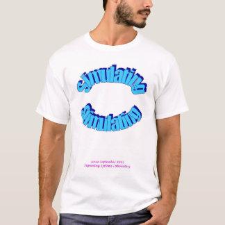 模倣するか、またはStimulating2 Tシャツ
