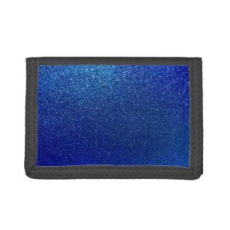 模造ので青いグリッターの背景の輝きの質