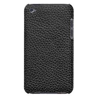 模造ので黒い革 Case-Mate iPod TOUCH ケース