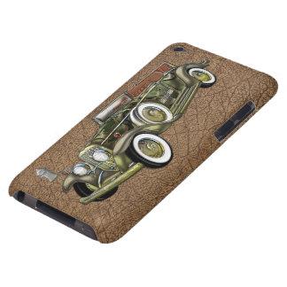 模造のなカモシカのヴィンテージ呉服商によってすごいRaceabout Case-Mate iPod Touch ケース
