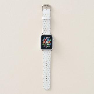模造のなグリッターのスターアップルの腕時計の革バンド APPLE WATCHバンド