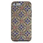 模造のなモザイク・タイルパターン石のガラス写真モロッコ ケース