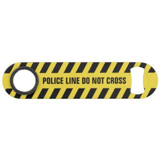 模造のな警察の警戒線カスタムな文字の栓抜き スピード栓抜き