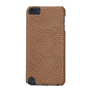 模造のな革自然なブラウン iPod TOUCH 5G ケース