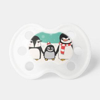 模造ベビーのペンギン おしゃぶり