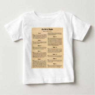 権利章典米国 ベビーTシャツ