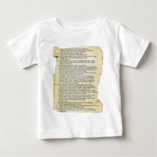 権利章典 ベビーTシャツ