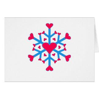 横の雪愛-カード- カード
