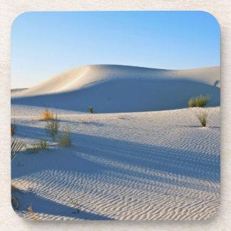横断砂丘、ユッカ、早朝ライト コースター