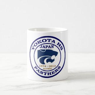 横田の高等学校日本1974-2013年 コーヒーマグカップ