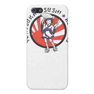 横須賀寿司のローラーのiphone 4ケース iPhone SE/5/5sケース