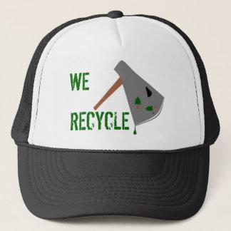 樵のリサイクル キャップ