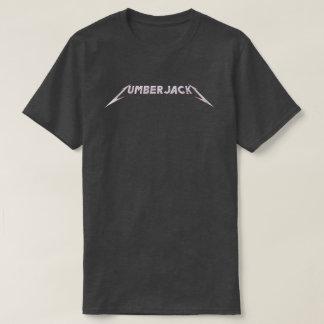 樵- 3D大理石 Tシャツ