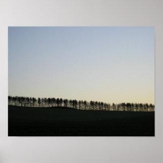 樹木限界線 ポスター