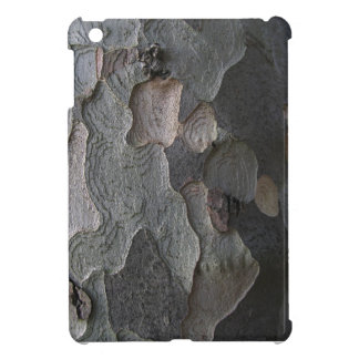 樹皮のマクロ写真撮影 iPad MINIケース
